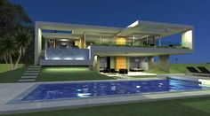 House in Lagos, Portugal by msr-architecture