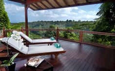 Luxury and Romance in Bali: Kupu Kupu Barong Villas and Tree Spa