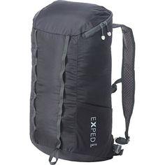 Exped Summit Lite Hiking Backpack One Size Black Exped Laptop Rucksack, Backpack Online, Rucksack Backpack, Canvas Backpack, Hiking Backpack, Daisy Chain, Nylons, Shoulder Backpack, Best Bags