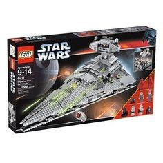 Lego Star Wars 1 transparenter Stein mit Imperator Palpatine aus Set 6211