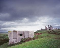 """Richard Brine Photographs The Concrete """"pillboxes"""" Left Over From The War - http://decor10blog.com/decorating-ideas/richard-brine-photographs-the-concrete-pillboxes-left-over-from-the-war.html"""