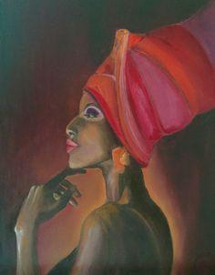 """""""Pride"""" - oil 50x60 cms by Vodegel #oil #canvas #art #paintings #buy #oilpaintings"""