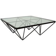 B & B Italia Coffee Table #contemporary #furniture #design