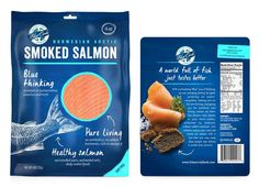 Blue Circle Seafood Redesign on Packaging of the World - Creative Package Design Gallery
