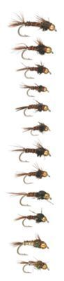 White River Fly Shop 24-Piece Pheasant Tail Assortment