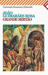 """la nostra Libreria: Libro: """"Grande sertão"""" di João Guimarães Rosa"""