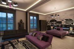 Living Room / Bedroom 1