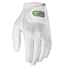 GB Golf Second Skin Men's Golf Gloves (Medium, left) #GripBoost