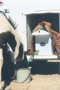 Horse Camp, Western Horse Tack, Western Saddles, Horse Training Tips, Horse Tips, Horse Stalls, Horse Barns, Miniature Ponies, Stock Trailer