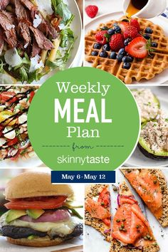 A free flexible weight loss meal plan including breakfast, lunch and dinner and a shopping list. All recipes include calories and WW SmartPoints®. It's such an exciting week! The Skinnytaste Air Fryer Cookbook comes Weight Loss Meals, Diet Meal Plans To Lose Weight, Weight Gain, Skinny Taste, Best Keto Diet, Low Carb Diet, Calorie Diet, Diet Food Chart, Fat Burning Foods