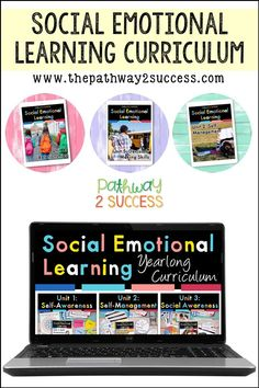 A complete curriculum for middle school kids focused on social emotional learning. As a bonus, this entire set was recently upgraded to include digital student workbooks! This makes teaching SEL much easier with distance learning in place. Middle School Advisory, Middle School Health, Middle School Counselor, School Counseling, Teaching Social Skills, Social Emotional Learning, Teaching Ideas, Effective Communication Skills, School Social Work