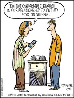 Moderately Confused by Jeff Stahler Friday, July 18, 2014