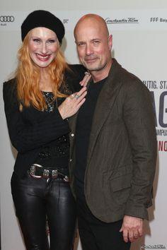 3096 TAGE - DEUTSCHLANDPREMIERE im CineStar in Berlin am 27.02.2013  Andrea Sawatzki und Christian Berkel