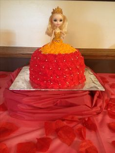 Ever After High~Apple White Birthday cake