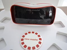 View-Master VR goggles...