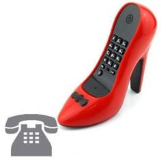 Teléfono Tacón High Heel Shoe http://www.compratusdeseos.com/novedadesbb/2109-telefono-tacon-high-heel-shoe.html