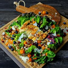 Great Lakes Spring Salad