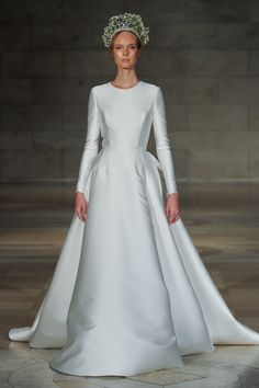 Reem Acra - Bridal Collection - Look 1