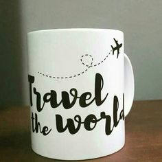 Caneca Travel the World