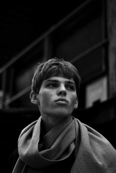 "Maciek Knaś photographed by Zuzanna Piontke in our new portrait series ""City Stillness"".  See the full series here: http://www.boysbygirls.co.uk/index.php/news/city-stillness"