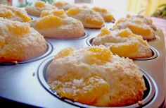 Mandarinen - Kokos - Muffins