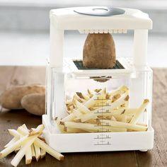 Gadgets / objetos criativo pra cozinha / kitchen / cortador batata