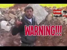 Video Of Syrian Rebel Eating Soldier's Heart Goes Viral, Condemned By Human Rights Watch Human Rights Watch has said that the extremely graphic video is further proof that Syria is descending into sectarian violence. WARNING: Graphic content.