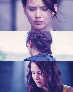 Katniss Everdeen. :) Mockingjay