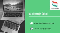Mac Rentals Dubai - We have thousands of rental units available including MacBook Pro, MacBook Air laptops. VRS Technologies provide daily, weekly and monthly rentals of MacBook in Dubai, UAE. More info visits our website. Macbook Air Laptop, New Macbook, Apple Macbook Pro, Mac Mini, Retina Display, Dubai Uae, Business Entrepreneur