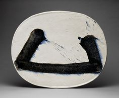 ★ Jun Kaneko | untitled oval