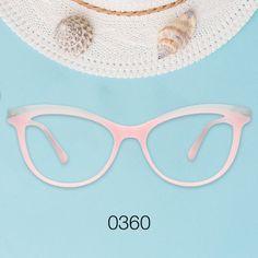 e8f5ea32fb8 Katherine Cat Eye Pink Glasses FA0360-01 Prescription Glasses Online