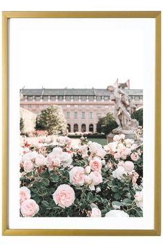France Print - Paris Art Print - Palais Royal #2