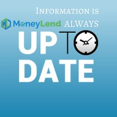 Our goal is to provide the most up-to-date information so you don't have to spend your time looking for them. Visit: moneylend.net