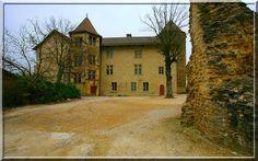 Le site fortifié de Demptézieu dans le bourg de Saint Savin (en Isère) offre plusieurs curiosités architecturales causées par ses multiples changements de propriétaires et son évolution défensive et de confort durant 5 siècles. La rudesse du moyen âge cohabite avec l'élégance de la Renaissance.