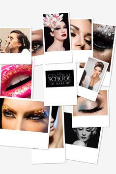 Learn The Art in Birmingham, at The Central School of Make-up