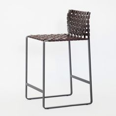 Woven Counter Stool | Mark Albrecht | SUITE NY