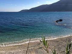 A small #beach in #Vassiliki now  #lefkadaslowguide #lefkadazin #lefkada #lefkas #greece #holidays #summer
