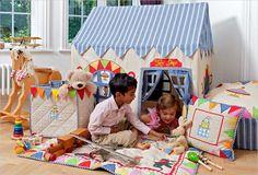 Grand magasin de jouets en tissu - Apesanteur