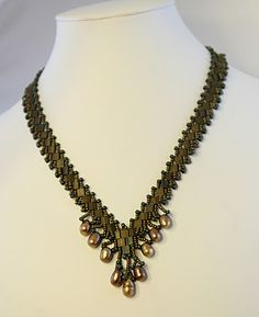 """Sharyl's Jewelry & Reflections: """"Seed Beading"""" with Tanya Goodwin!"""