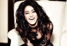 Shraddha Kapoor FILMFARE Magazine September 2014 Images