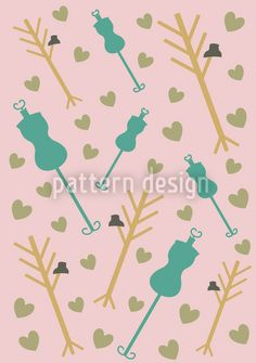 High-quality Vector Pattern Designs at patterndesigns.com - , designed by Ana Paula AM