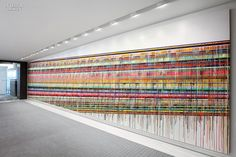 The Mojo at Mofo: Artwork Makes Magic at Gensler's Morrison & Foerster | Projects | Interior Design