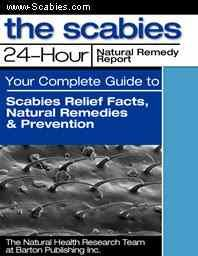 7 Home Treatment For Scabies Mites My Mother Got Scabies While In The Hospital We