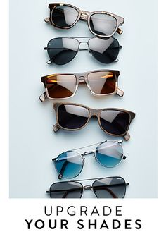 12871be9430 Upgrade your shades  sunglasses for men. Shades For Men
