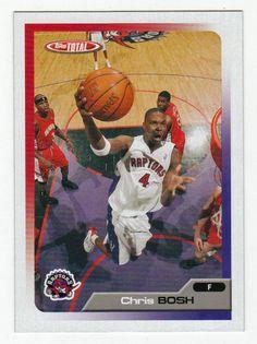 3a214c538d2d Chris Bosh   43 - 2005-06 Topps Total Basketball