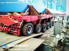 http://www.chinaheavylift.com/scheuerle-self-propelled-modular-transporters-spmt/  CHINA HEAVY LIFT manufacture SPMT, CE Certified, same principle with Scheuerle SPMT. Capacity 40 ton/axle line, 1,500 ± 350 mm height and 2,430 mm width, axle base 1,400 mm with S690 high tensile structure steel. Main components all imported from Germany, such as Mercedes-Benz, Rexroth, Hawe, TTC, STAUFF, AKG  Email : yoko@chinaheavylift.com Tel : +86 137 7422 2241 (Wechat, WhatsApp)