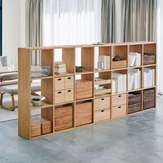 MUJI offers a wide variety of good quality items from stationery to household items and apparel. Style Muji, Maison Muji, Muji Haus, Home Furniture, Furniture Design, Japanese Interior, Home Room Design, Dream Rooms, House Rooms