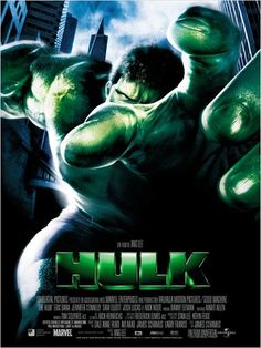 Hulk : Affiche