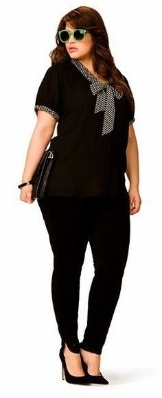 Plus size outfit - Forever 21 Plus Size Fashion Blog, Curvy Girl Fashion, Look Fashion, Fashion Outfits, Plus Fashion, Womens Fashion, Sport Fashion, Fashion Beauty, Fall Fashion