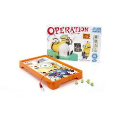 In Stock Now!  #Toys #Parentsgifts #HotToys  @Amazon.com.com : Operation Despicable Me 2 Silly Skill Game : Board Games : Toys & Games